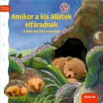 Amikor a kis állatok elfáradnak - A baba első jóéjt-mondókái