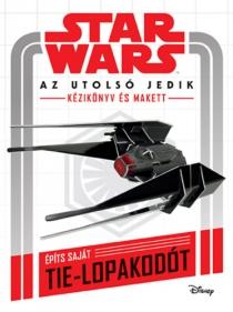 Star Wars: Az utolsó jedik - Kézikönyv és makett