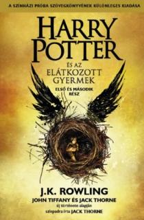 Harry Potter és az elátkozott gyermek -Első és második könyv