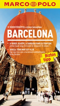 Barcelona - Várostérképpel - Marco Polo