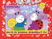 Bogyó és Babóca buborékot fúj - Buborékok, Tündérkártya