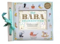 Első baba emlékkönyvem - Fotóalbum és napló kisbabakoromból