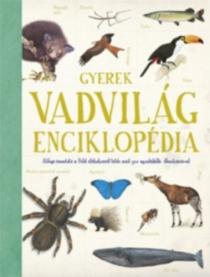 Gyerek vadvilág enciklopédia