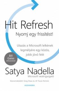 Hit Refresh - Nyomj egy frissítést!
