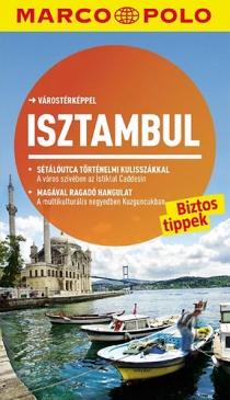Isztambul - Várostérképpel - Marco Polo