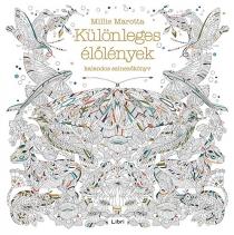 Különleges élőlények - Kalandos színezőkönyv
