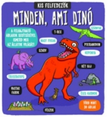 Minden, ami dinó - Kis Felfedezők