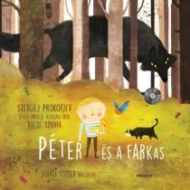 Péter és a farkas (CD melléklettel)
