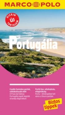 Portugália - Útitérképpel - Marco Polo