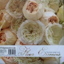 Virágesszenciák - Fleur Essences - Virágkötészeti design könyv