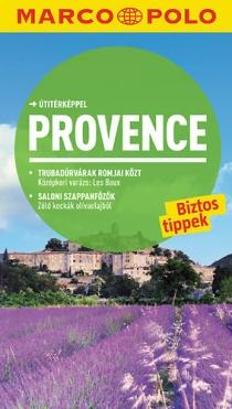 Provence - Útitérképpel - Marco Polo
