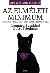 Az elméleti minimum II. - Kvantummechanika amit a fizikához tudni kell