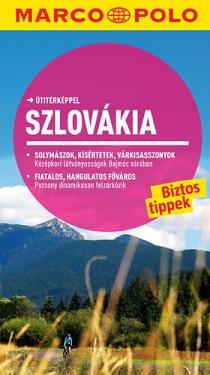 Szlovákia - Útitérképpel - Marco Polo