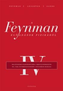 A Feynman-előadások fizikából IV