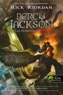 Percy Jackson és az olimposziak V. - Az utolsó olimposzi