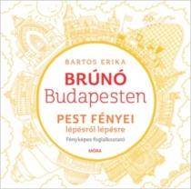 Brúnó Budapesten - Pest fényei lépésről lépésre - Fényképes foglalkoztató