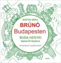 Brúnó Budapesten - Buda hegyei lépésről lépésre- Fényképes foglalkoztató