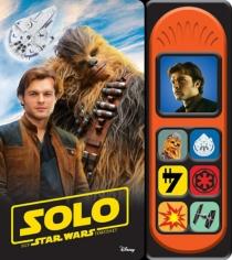 Solo - Hangmodulos könyv - Star Wars