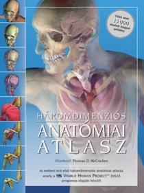 Háromdimenziós anatómiai atlasz - 3. kiadás