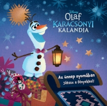 Olaf karácsonyi kalandjai - Játssz a fényekkel!