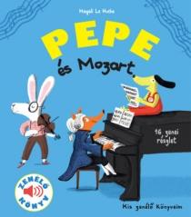 Pepe és Mozart - Zenélő könyv