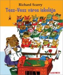 Tesz-vesz város iskolája