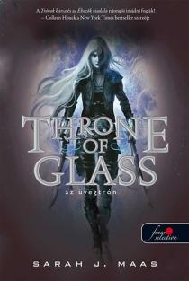 Üvegtrón 1. - Throne of Glass
