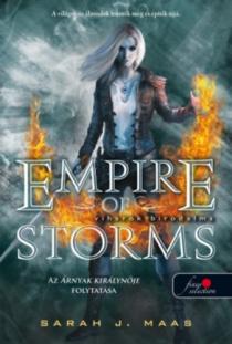 Viharok birodalma - Empire of Storms - Üvegtrón 5.
