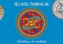 Állatos mandalák - Kifestőkönyv 40 mandalával
