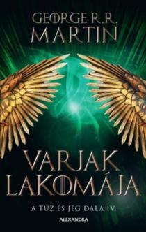 Varjak lakomája - A tűz és jég dala IV.