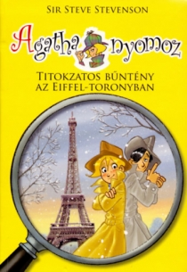 Agatha nyomoz 4. - Titokzatos bűntény az Eiffel-toronyban