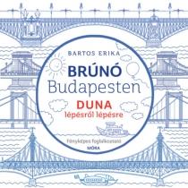 Duna lépésről lépésre - Brúnó Budapesten 5. - Fényképes foglalkoztató