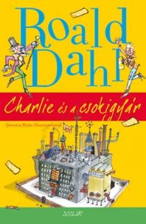 Charlie és a csokigyár (Dahl)