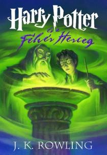 Harry Potter és a Félvér Herceg - 6. könyv