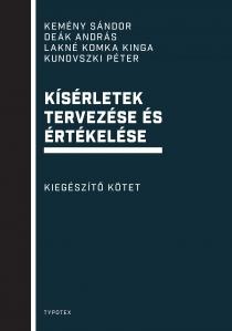 Kísérletek tervezése és értékelése - Kiegészítő kötet