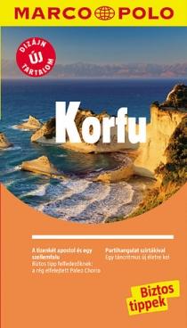 Korfu - Útitérképpel Marco Polo