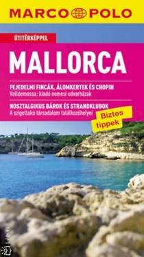 Mallorca - Útitérképpel - Marco Plo