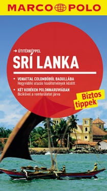 Srí Lanka - Útitérképpel - Marco Polo