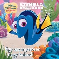 Szenilla nyomában - Uszonyatosan jó színezőkönyv, Nyílt óceán feladatsor